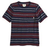 Vans Boy's Barrington Stripe T-Shirt