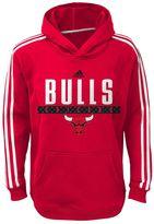 adidas Boys 8-20 Chicago Bulls Playbook Hoodie