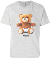 Moschino teddy bear print T-shirt