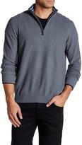 Tailorbyrd Peigan Quarter Zip Sweater