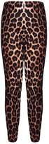 Aelstores. Girls T-Shirt Leggings Leopard Print Age Size 7