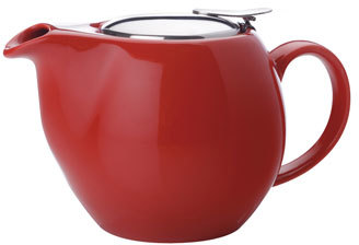 Maxwell & Williams InfusionsT Oslo Teapot Red 500ml Gift Boxed