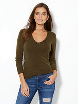 New York & Co. Waverly V-Neck Sweater