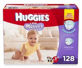 Huggies Little Movers Size 3 128-Count Giant Pack Diapers