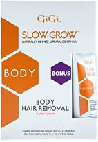 GiGi Slow Grow Two-Step Body Hair Removal System