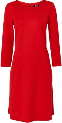 Wallis **TALL Red Pocket Detail Swing Dress