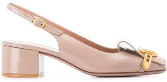 Valentino VLOGO 30mm pumps