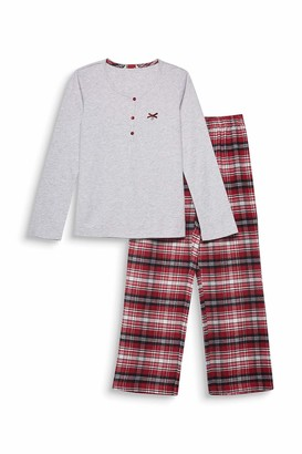 Esprit Girl's Kela Yg Nw Kombipyjama Pyjama Set