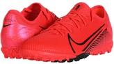 Nike Vapor 13 Pro TF (Laser Crimson/Black/Laser Crimson) Cleated Shoes