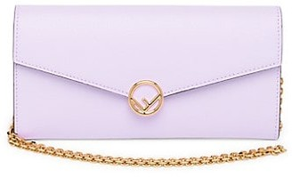 Fendi Leather Wallet-On-Chain