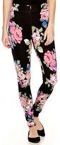MIXIT Mixit Floral Print Knit Leggings