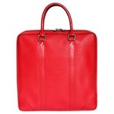 Louis Vuitton Red Leather Handbag