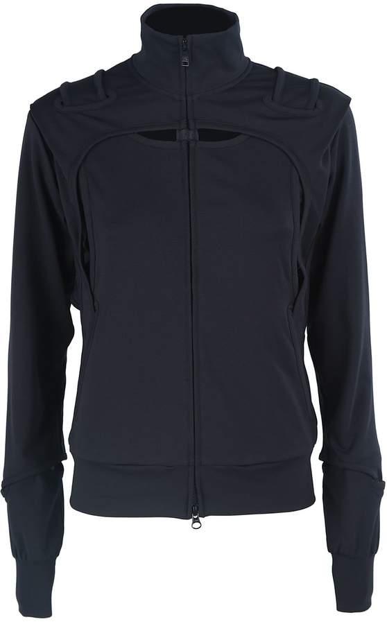 Y-3 Lux Cut-out Jersey Jacket