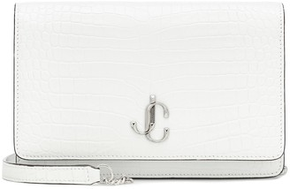Jimmy Choo Palace leather crossbody bag