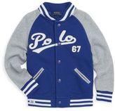 Ralph Lauren Toddler's & Little Boy's Baseball Jacket