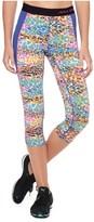Juicy Couture Calypso Che Compression Crop Legging
