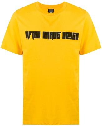 OMC graphic slogan print T-shirt