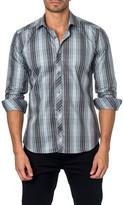 Jared Lang Stripe Semi-Fitted Shirt