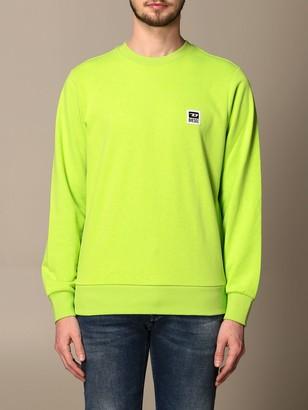 Diesel Sweatshirt Crewneck Sweatshirt With Logo