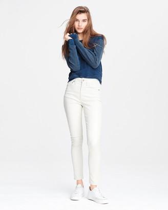 Rag & Bone Nina high-rise skinny leather pant