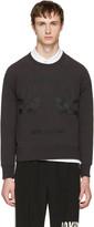 Gucci Black laveugle Par Amour Sweatshirt