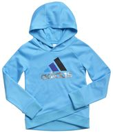 adidas Girls 4-6x Pullover Hoodie