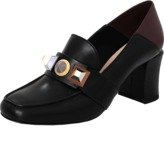 Fendi Rainbow Studded Loafer