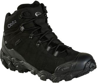 Kathmandu Oboz Bridger B-DRY Wide Mens Boots