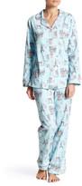 BedHead Long Sleeve Printed PJ Set