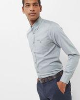 THEFUNK Cotton Oxford shirt