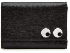 Anya Hindmarch Eyes Trifold Leather Wallet