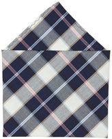 Original Penguin Rob Plaid Pocket Square