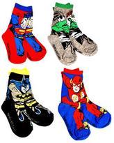 Justice League - Socks - 4 Pairs