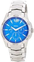 Fossil Men's Blue Dial Quartz Watch