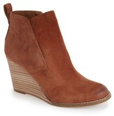 Lucky Brand Yoniana Wedge Bootie