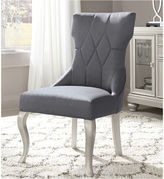 Signature Design by Ashley Coralayne Set of 2 Side Chairs