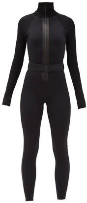 Vaara Sofia Soft-shell Ski Jumpsuit - Black