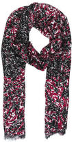 Allude Abstract Print Scarf w/ Tags