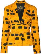 Vivienne Westwood Ringstead jacket - women - Cotton/Spandex/Elastane/Viscose - 40
