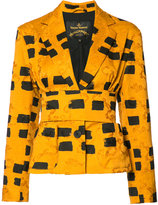 Vivienne Westwood Ringstead jacket - women - Viscose/Cotton/Spandex/Elastane - 40