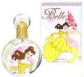 Disney Beauty & The Beast By Princess Belle Edt Spray 3.4 Oz With Charm