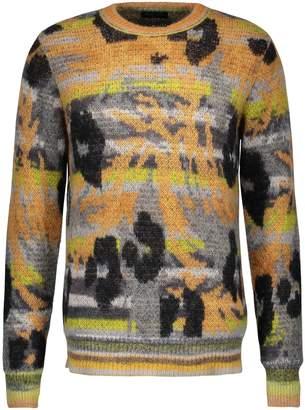 Roberto Collina Jacquard Sweater.