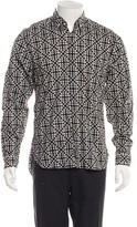 Shipley & Halmos Long Sleeve Button-Up Shirt