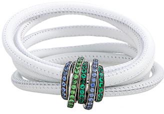 de Grisogono 18K 2.81 Ct. Tw. Gemstone Bracelet