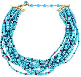 Paul Morelli Multi-Strand Bead Necklace