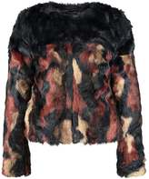 Vila VIAFURA Winter jacket dark blue