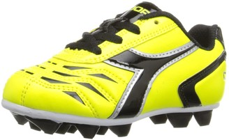Diadora Soccer Unisex-Kid's Capitano MD Jr Sneaker