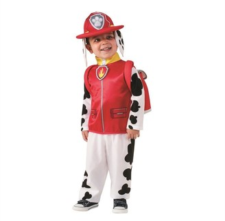 Rubie's Costumes Paw Patrol Costume Small Size 4 to 6 - Marshall