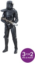 Star Wars Rogue One Electronic Imperial Death Trooper