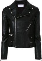 ASTRAET 'Asp Riders' jacket - women - Sheep Skin/Shearling/Cupro - 0